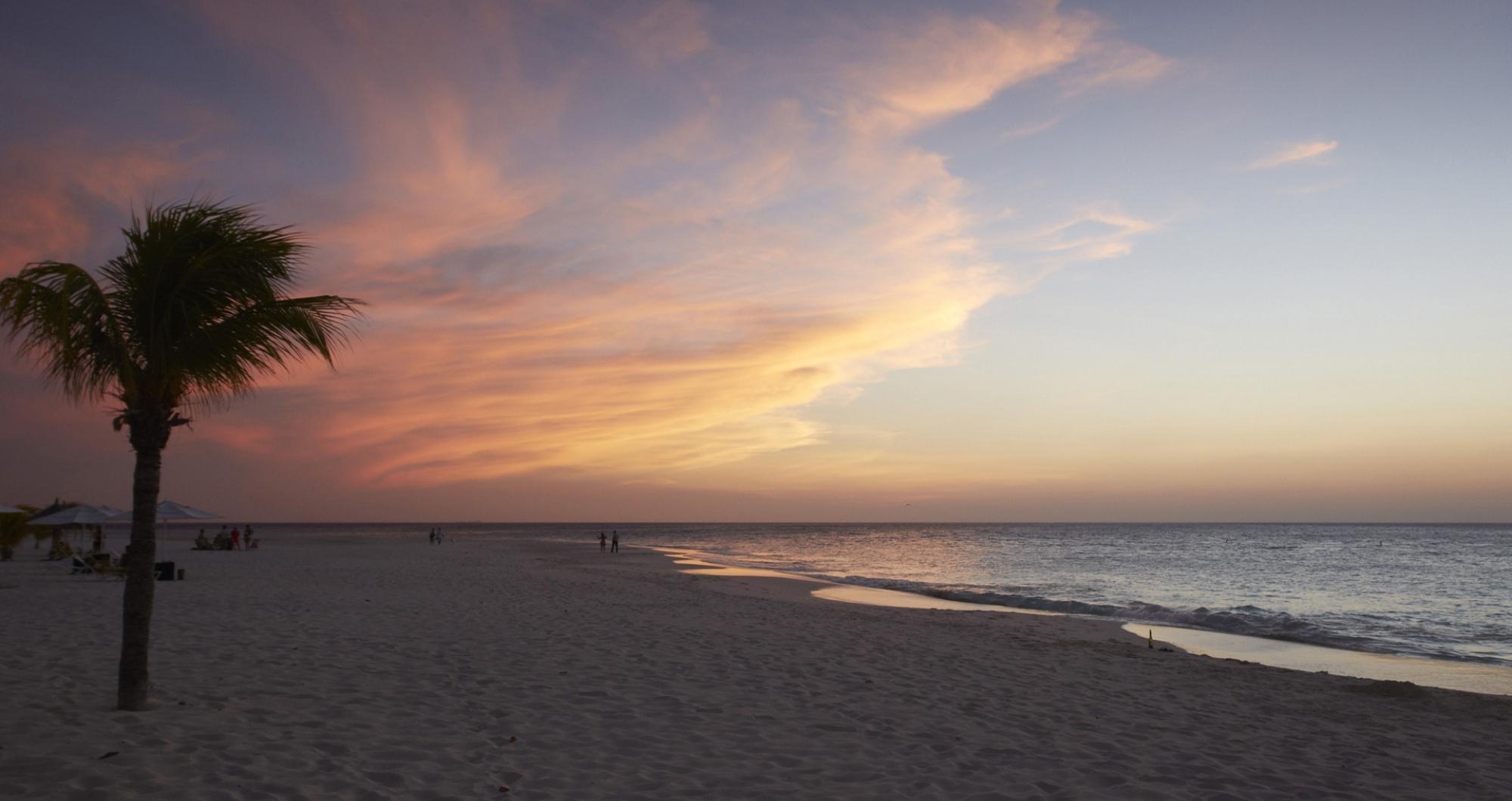 Aruba_sunset_destinations
