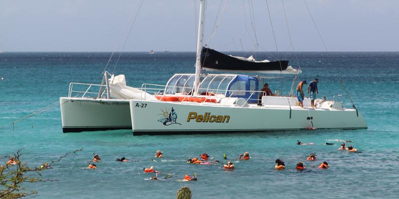 catamaran snorkeling destinations