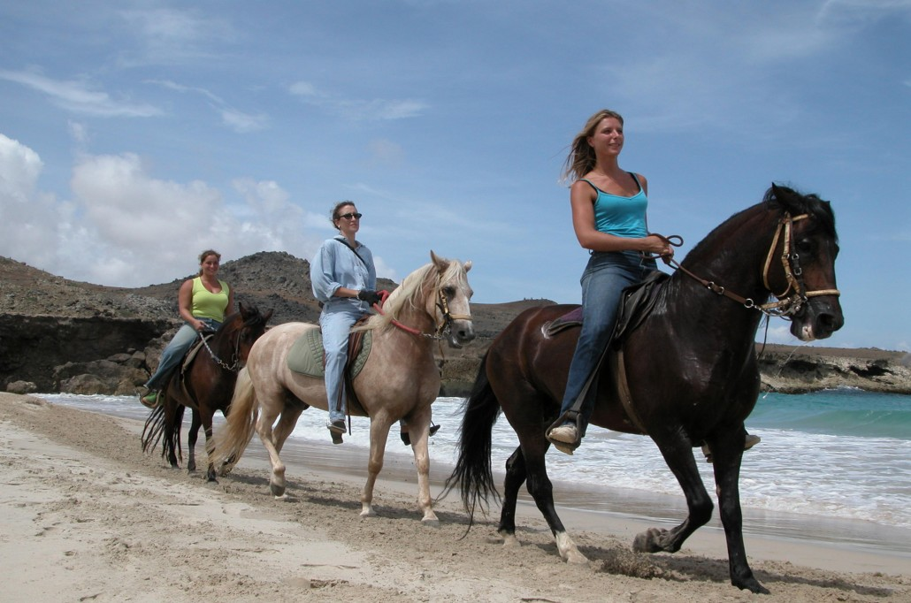 beach ride activity