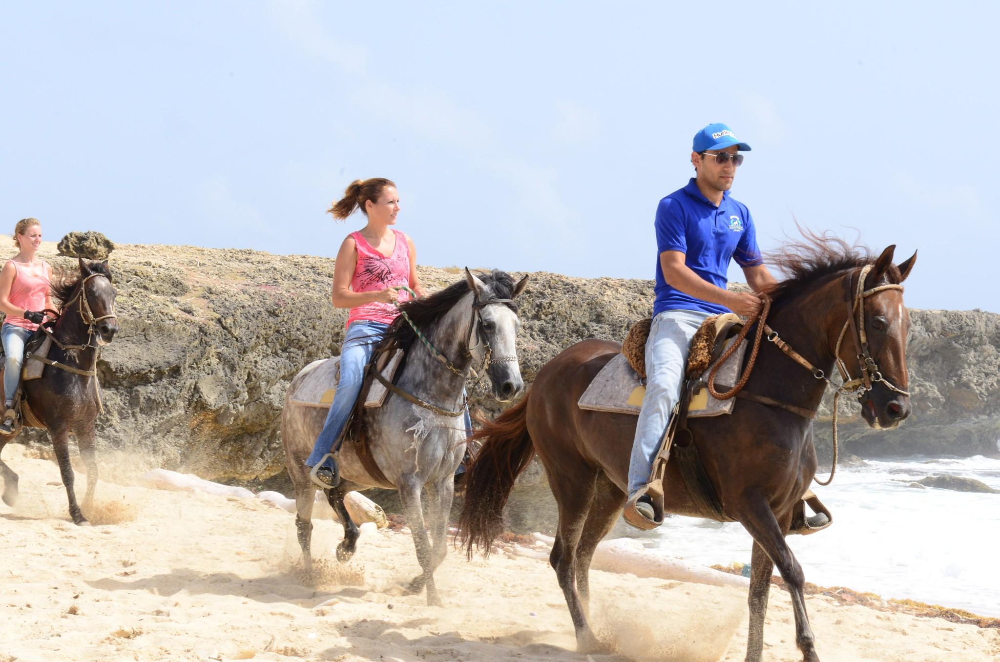 horseback riding Aruba activity