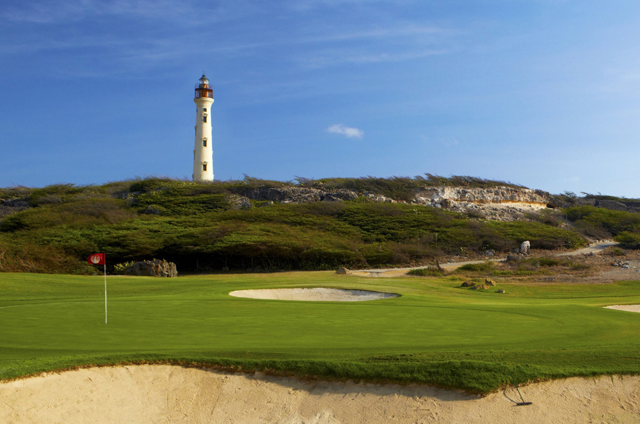 Lighthouse Golf Course tierra del sol Aruba