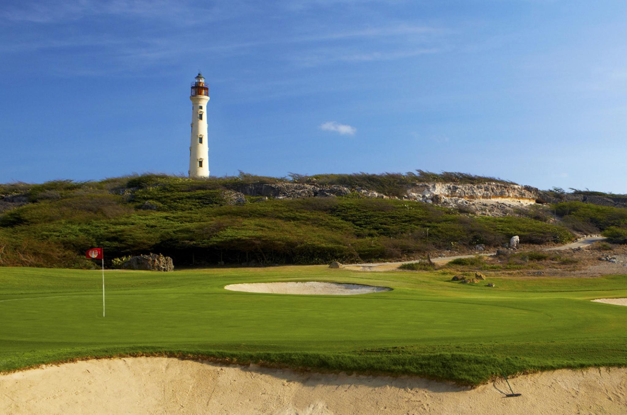 Lighthouse Golf Course tierra del sol Aruba