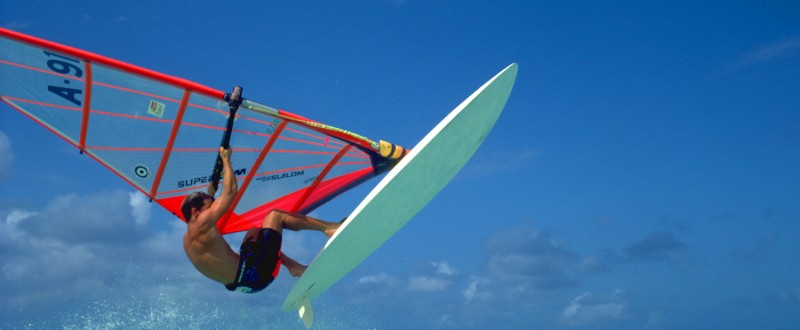 wind surf aruba