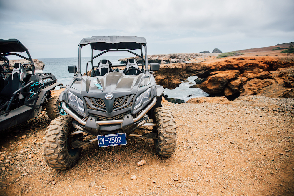 Aruba land activities